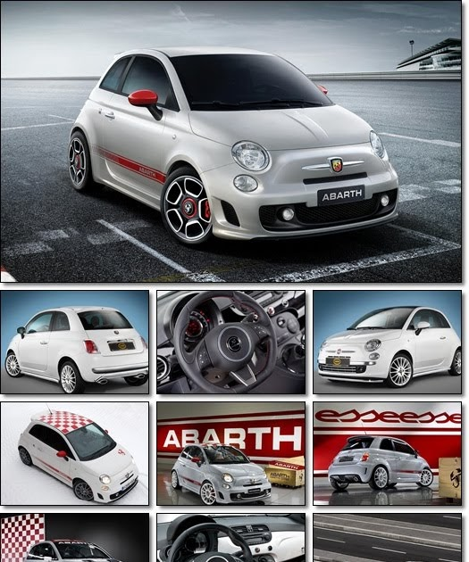 Grand Auto Wallpapers Pack 8 FIAT 500