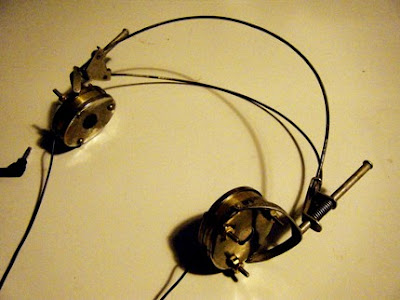Steampunk Headphones Will Make Your Ears Ache