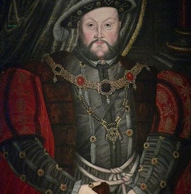 King Henry VIII's Coronation Liveblogging On Twitter, After 500 Years