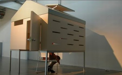 House on Table Converts Offices To Cities At The Cost Of Pragmatism