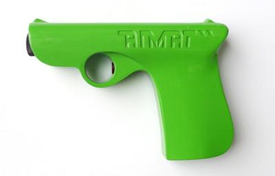 Gun Camera Lets You Really 'Shoot' Images