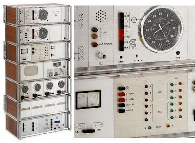 1975 Electronic Master Clock System