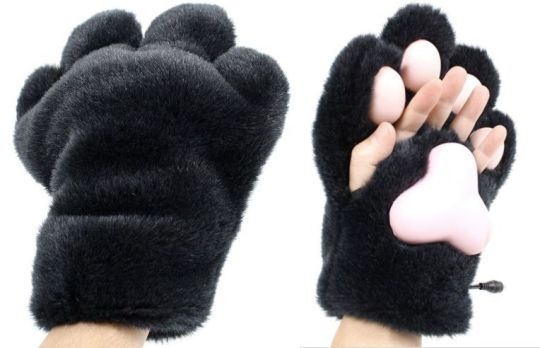 Thanko Moves Forward With Cat Transformation By Creating USB Powered Cat Gloves