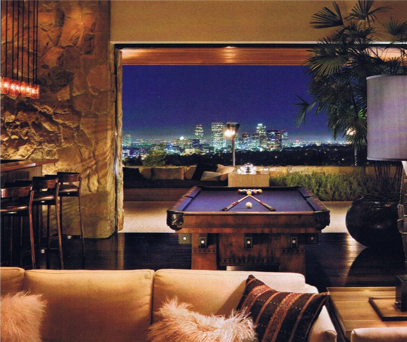 Michelle Kroll Design: Jennifer Aniston's Home