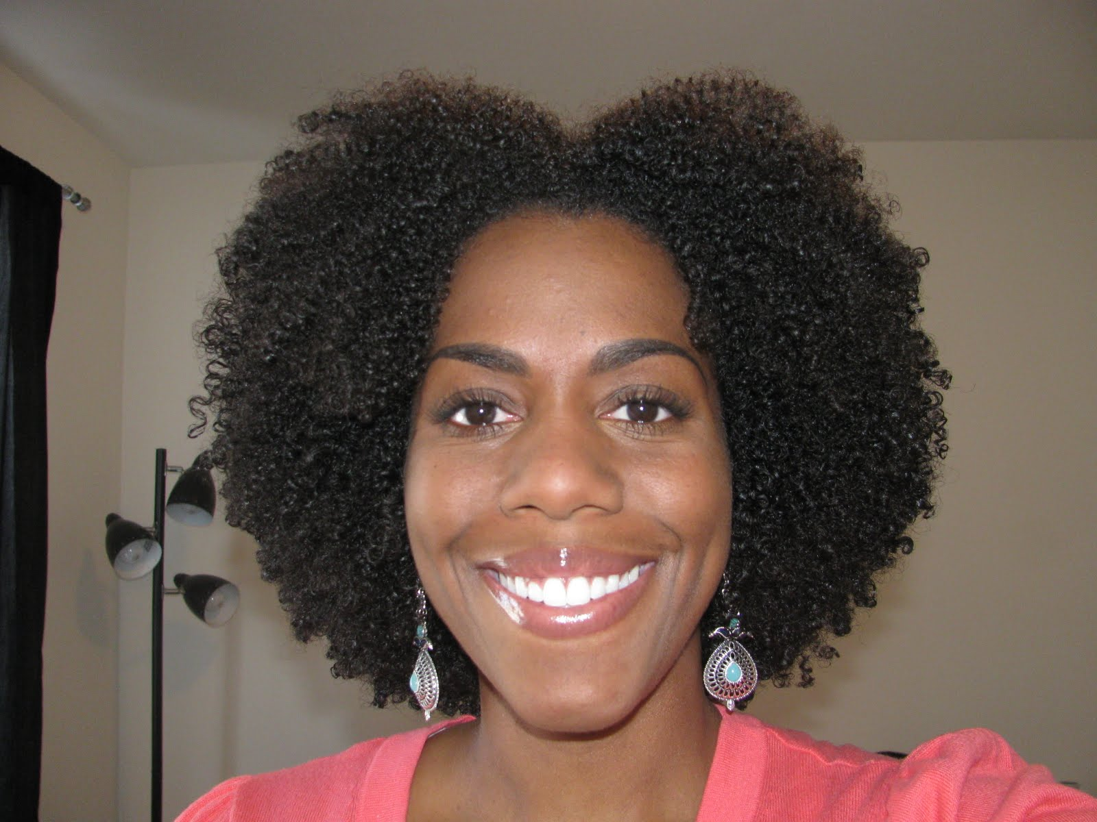 Natural Hair Style: Catrina- Naturally Glam Hair Idol