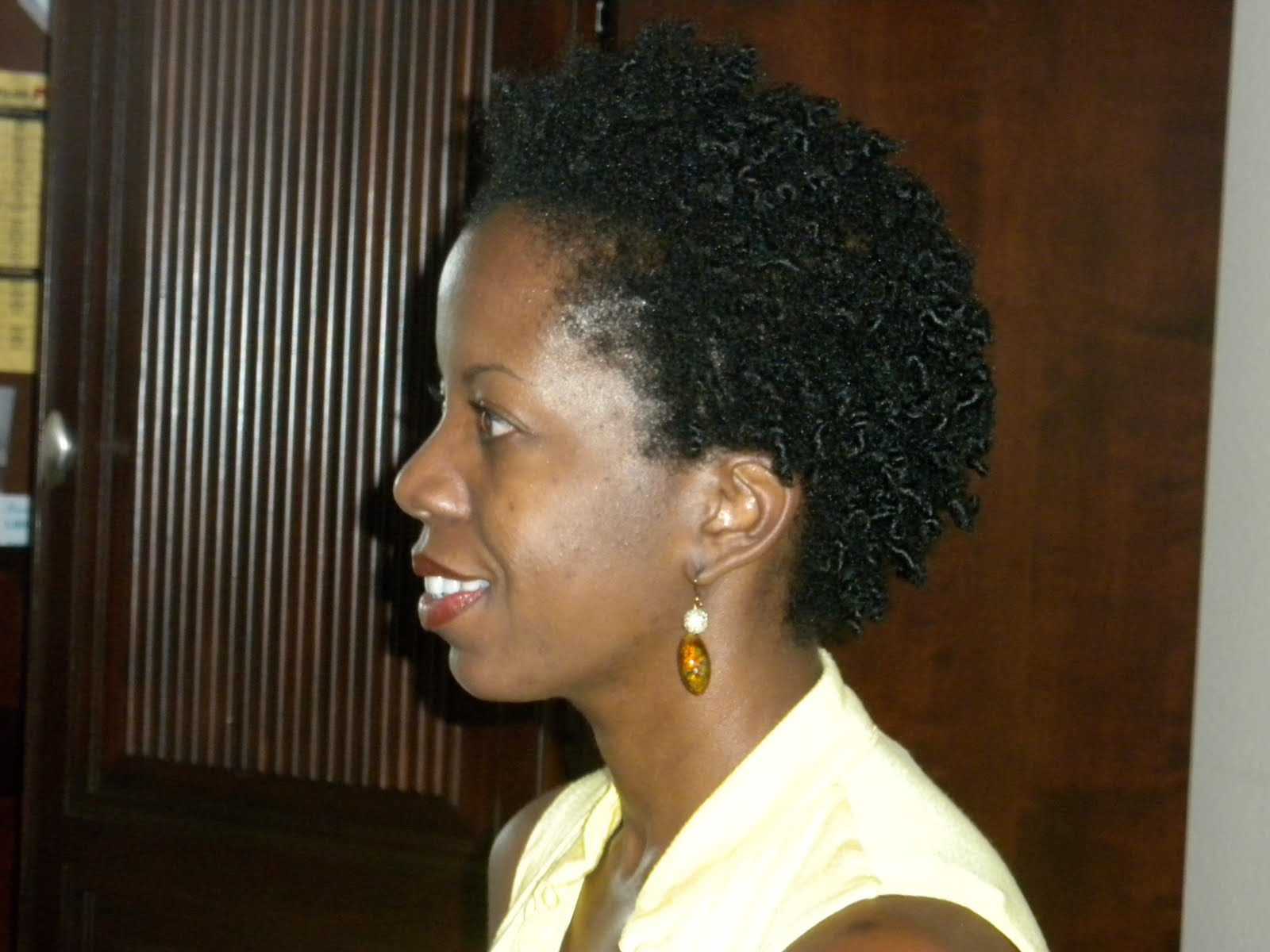 25 Groovy Short Natural Hairstyles For Black Women