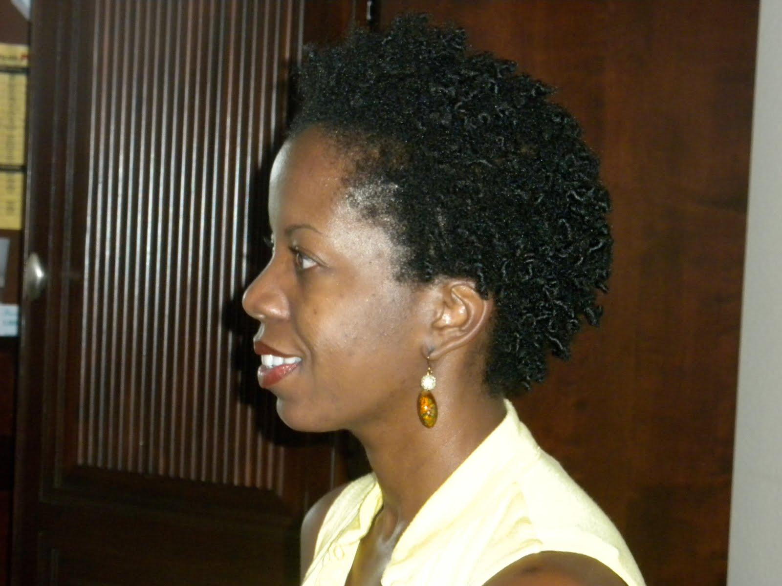 Short Natural Hair For Black Women