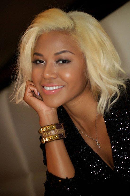 Enjoyable Blond Bombshells Black Hair Politics Curlynikki Natural Hair Care Short Hairstyles Gunalazisus