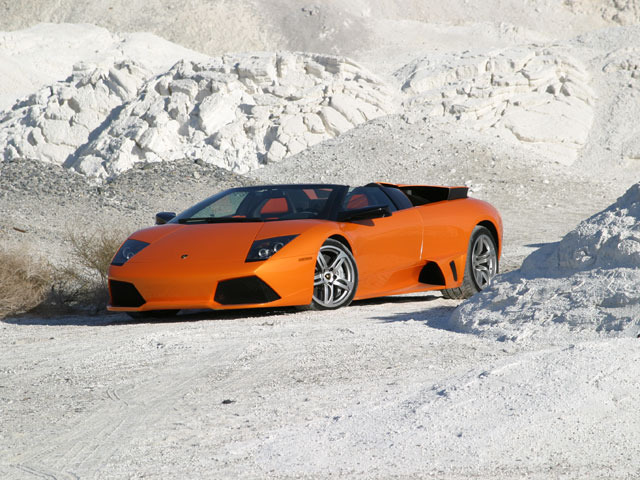 Automotive Car Initiative Checking Out The Lamborghini Murcielago Lp640