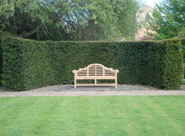 Willowbrook Park The Lutyens Bench An English Standard