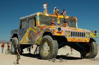 Arte Festival Burning Man