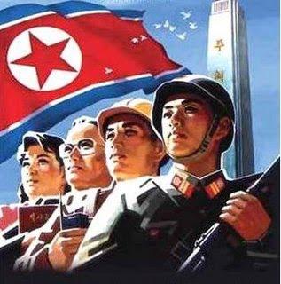 Cartel Comunista Corea