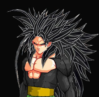 Goku Super Saiyan 10000000000000000000000000000000000000000000000000000000000 Dragon Ball Z: Evil Go...