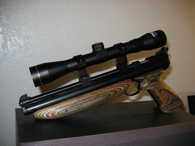 How can I mount a Scope on this pellet pistol? - The Firing Line Forums