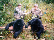 New Brunswick Bear Hunting with Kelly's Sporting Lodge