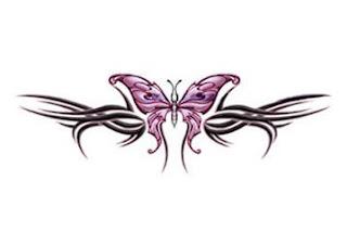 Tatouage Papillon Modele De Tatouage Papillon