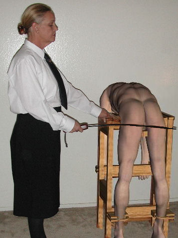Fm caning using different implements - 2 4