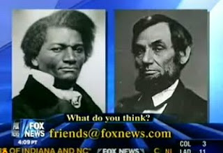 Fox News' version of Lincoln-Douglas