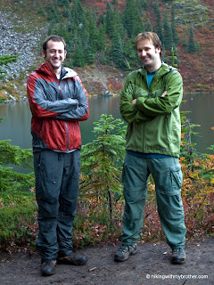 margaret lake hikingwithmybrother