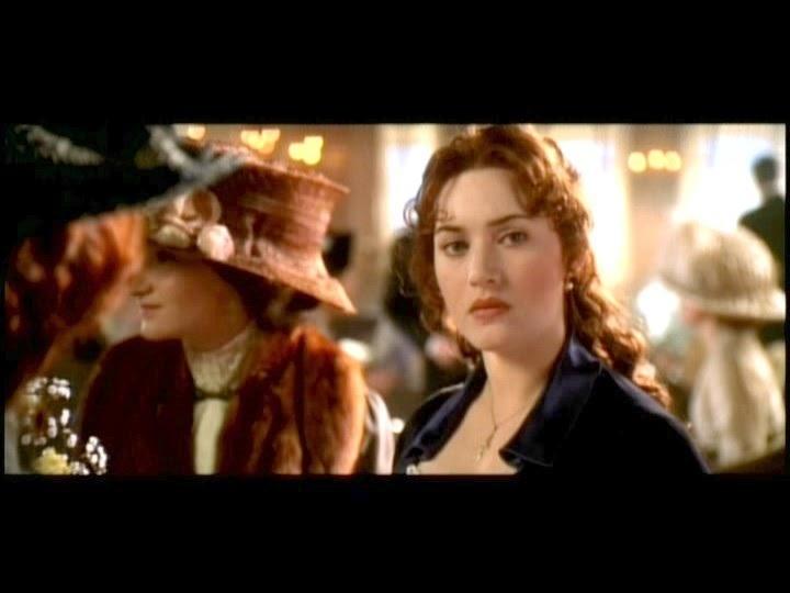 THE TITANIC: ROSE DEWITT BUKATER