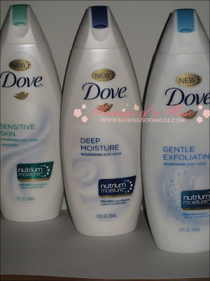 Beauty On A Budget Dove Body Wash With Nutriummoisture Review Musings Of A Muse