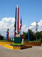 Resultado de imagen para fotos del monumento de la provincia santiago rodriguez