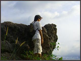 Bukit Tabur pose