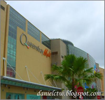 Queensbay Mall Penang