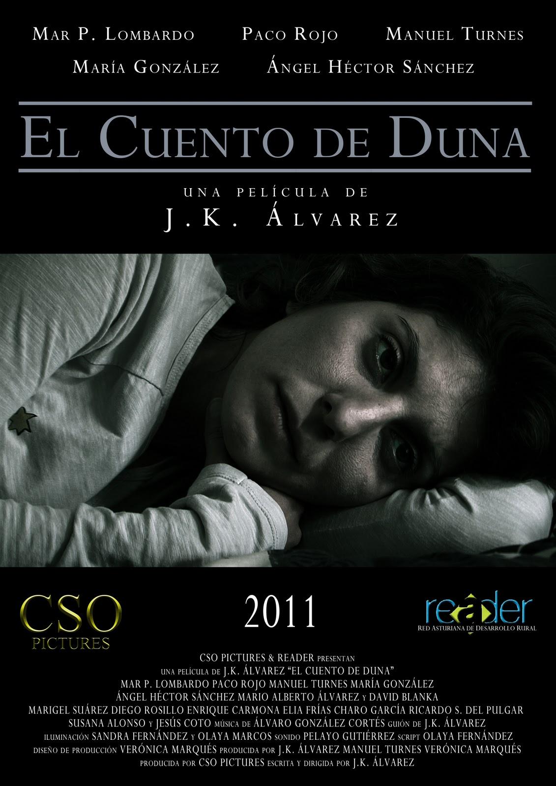"""""""El cuento de Duna"""", film sobre la violencia  machista"""