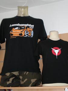 Camiseta  Poolack  Lamborghini