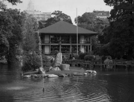 Departamento en las ca itas for Resto jardin japones