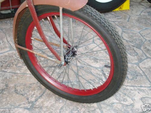 Nutz Boltz Wheelz And Wirez Resurection Of A Pre War