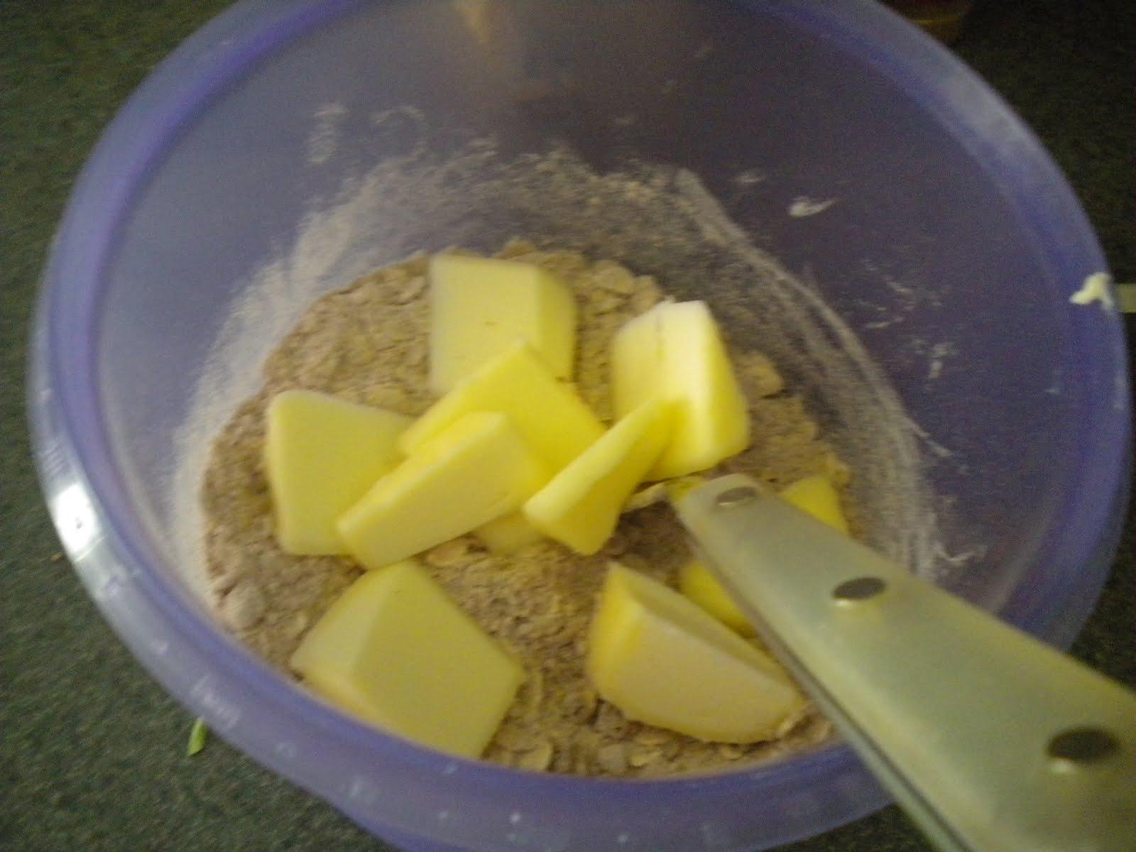 Recipe Whole Wheat And Oats Blueberry Crisp