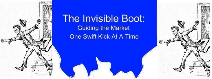The Invisible Boot