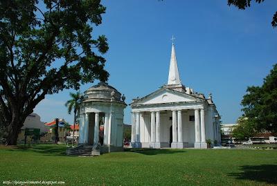 St George Church, Penang