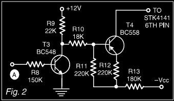 Automatic Muting Circuit For Audio Systems | Top Circuits