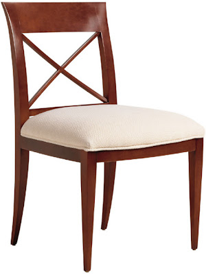 archetype furniture. dining room chair u2013 archetype collection baker furniture
