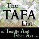 Textile and Fiber Art List
