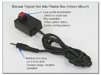 LT1030 (SC1044): Manual Tripper Set Into Plastic Box