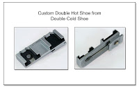 CP1075: Custom Double Hot Shoe from Double Cold Shoe