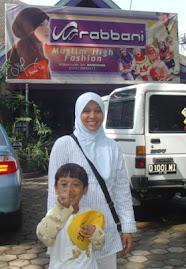 Di Depan Rabbani Bandung 2005
