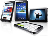 Samsung Galaxy Tab Siap Saingi Apple iPad