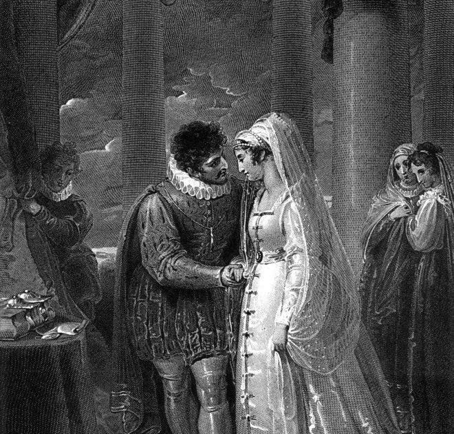 Dramaturgically Speaking: Marriage & Shakespeare