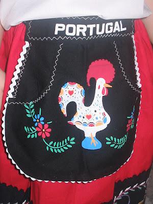 Galo típio português