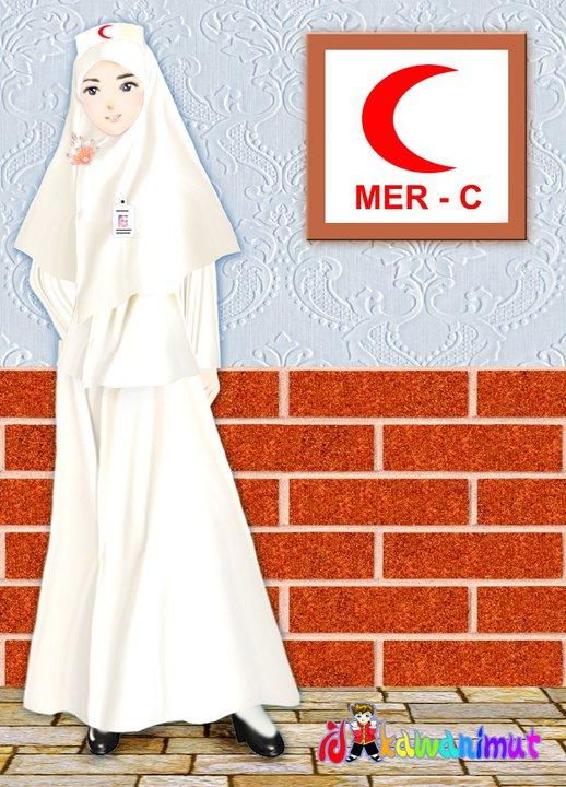 Download 4400  Gambar Animasi Muslimah Dokter  Terbaik