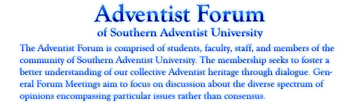 Adventist Forum of Southern Adventist University