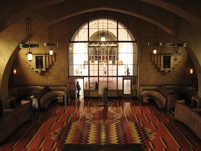 La Places Union Station Harvey House