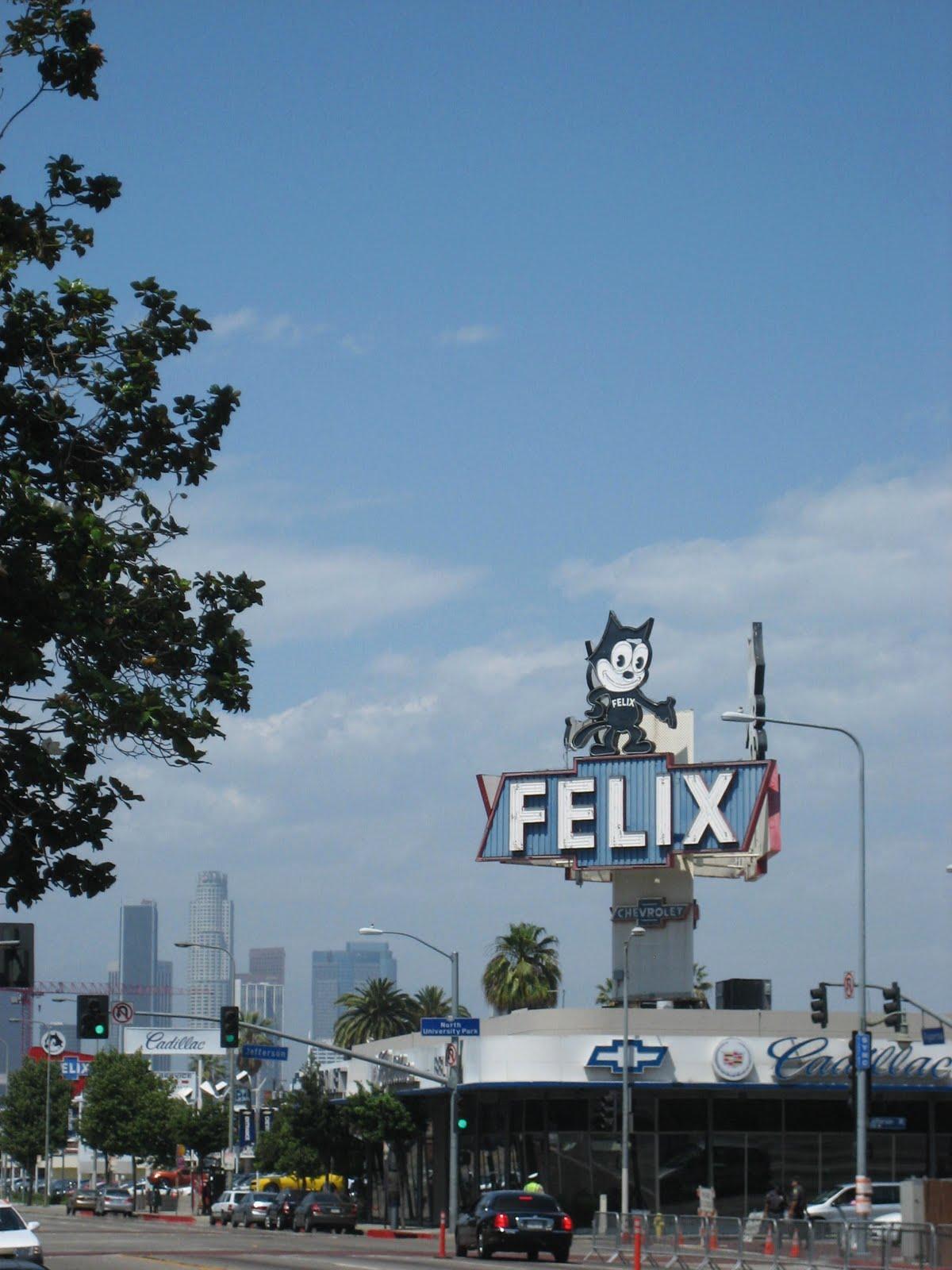 L A Places Felix Chevrolet