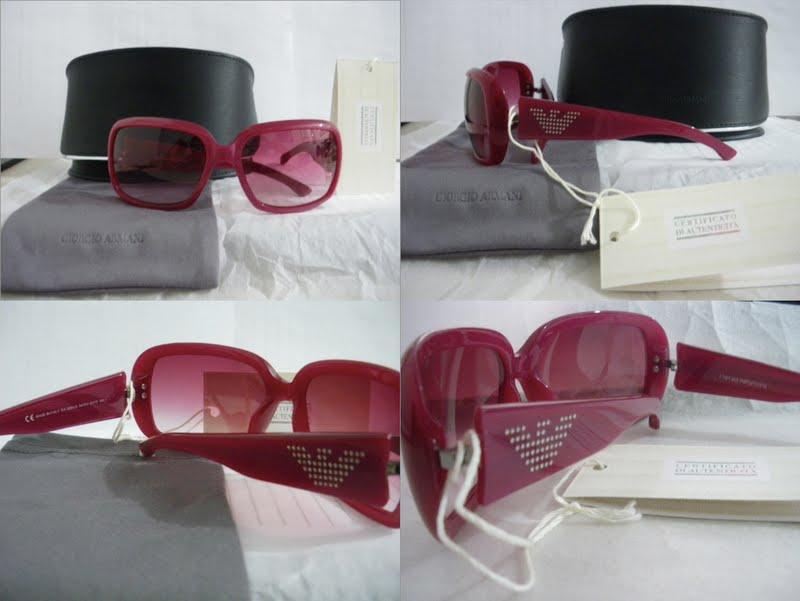 0a9191a4a Liquidação de Verão - Óculos de Sol Importados - Armani - Giorgio Armani - Tommy  Hilfiger - Encerrada