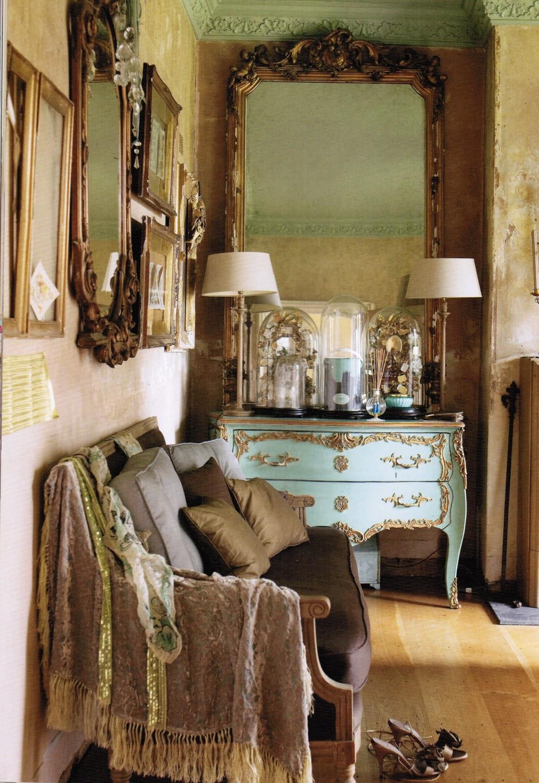 Romantic Homes Decorating: Maison Decor: Romantic Style Book Giveaway
